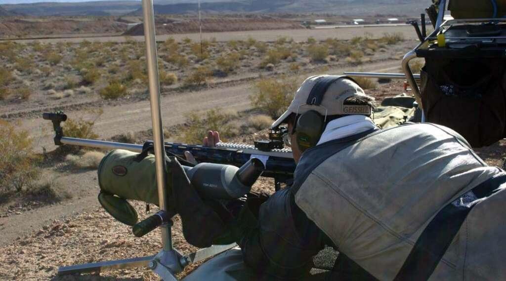 High Power Rifle Discipline