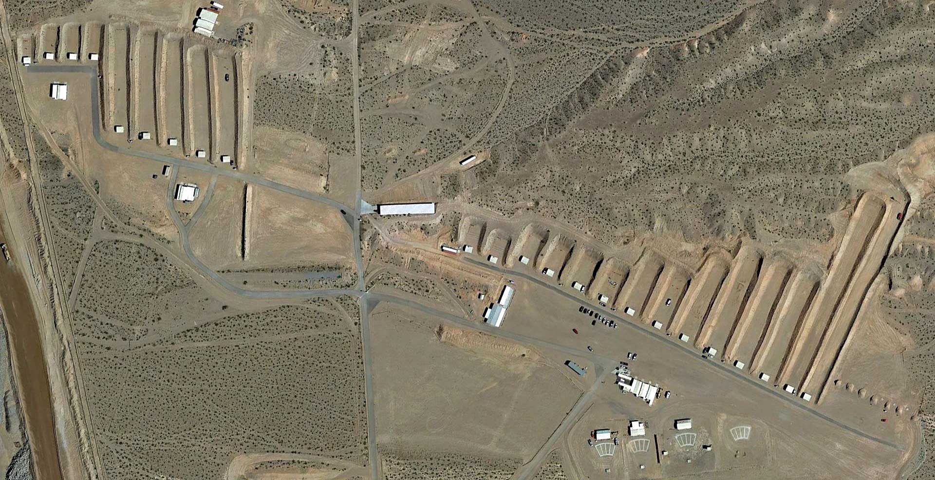 BRPC Range - Satellite View