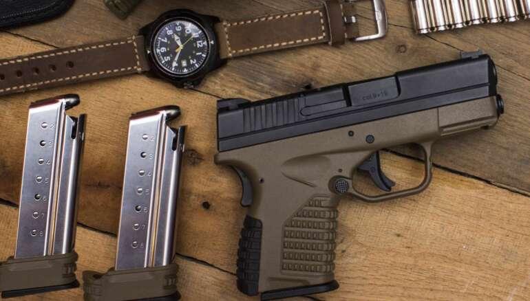 Tactical Pistol Discipline